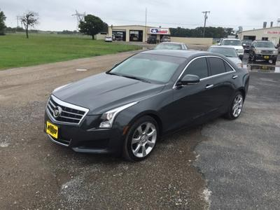 Used 2014 Cadillac ATS 2.5L Luxury