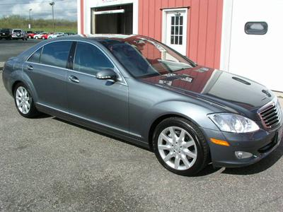 Used 2007 Mercedes-Benz S 550 4MATIC