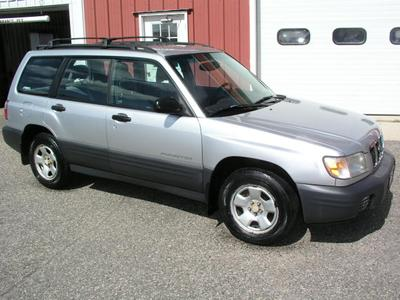 Used 2002 Subaru Forester L