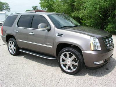 Used 2012 Cadillac Escalade Luxury