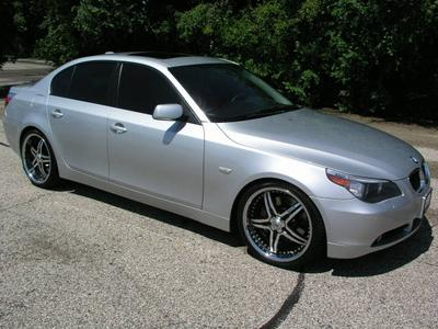 Used 2007 BMW 550 i