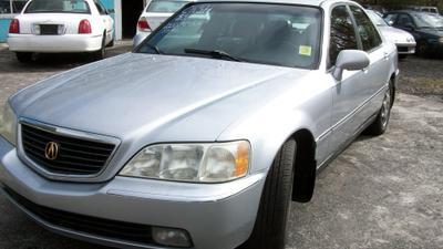 Used 2001 Acura RL 3.5