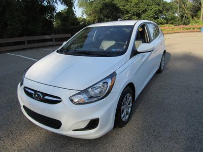 Used 2012 Hyundai Accent SE