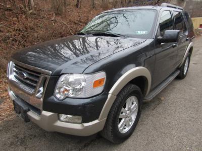 Used 2010 Ford Explorer Eddie Bauer