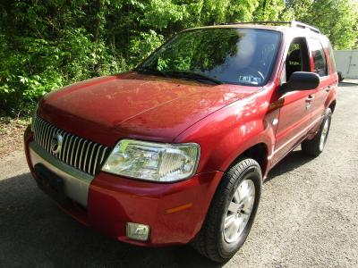 Used 2006 Mercury Mariner Premier