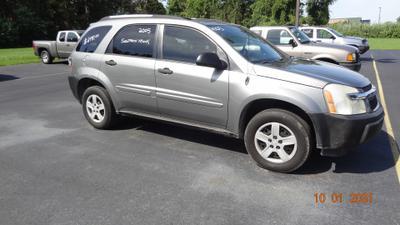 Used 2005 Chevrolet Equinox LS
