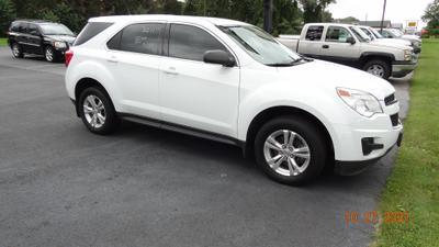 Used 2011 Chevrolet Equinox LT