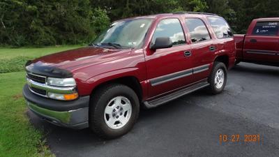 Used 2004 Chevrolet Tahoe LS