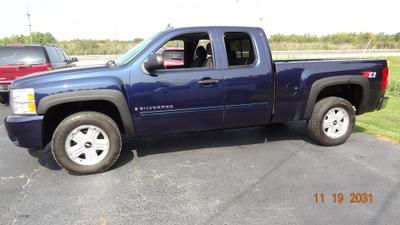 Used 2009 Chevrolet Silverado 1500 1LT Extended Cab