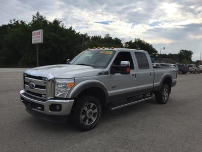 Used 2011 Ford F-350 Lariat