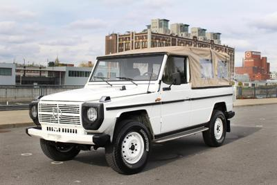 Used 1983 Mercedes-Benz 240D