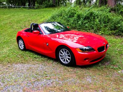 Used 2003 BMW Z4 2.5i Roadster