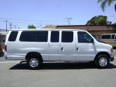 Used 2007 Ford E350 Super Duty XLT Extended Wagon