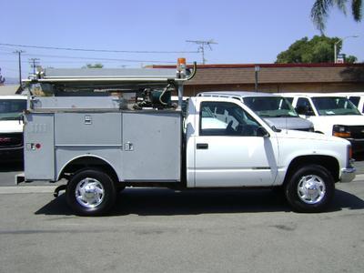 2000 Chevrolet 3500