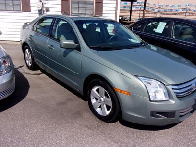 Used 2009 Ford Fusion SE