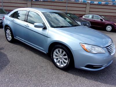 Used 2012 Chrysler 200 Touring
