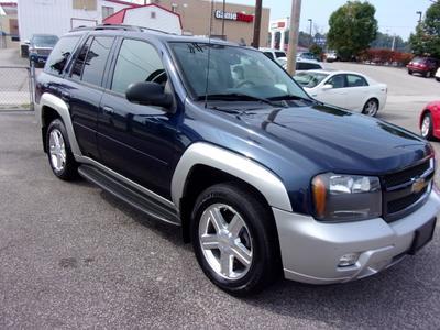 Used 2008 Chevrolet TrailBlazer LT
