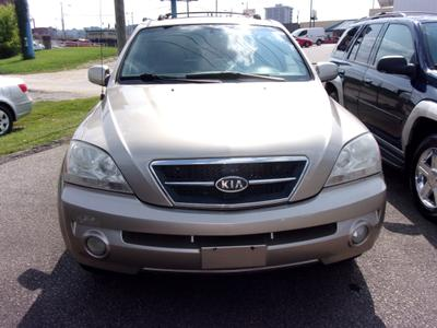 Used 2004 Kia Sorento EX