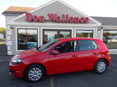 Used 2010 Volkswagen Golf 4-Door