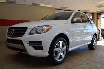 Used 2014 Mercedes-Benz ML350