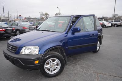 Used 1999 Honda CR-V EX