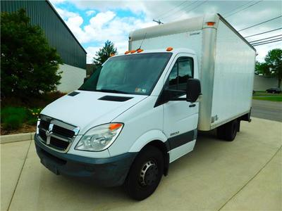 Used 2008 Dodge Sprinter 3500 High Roof