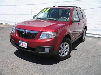 Used 2008 Mazda Tribute s