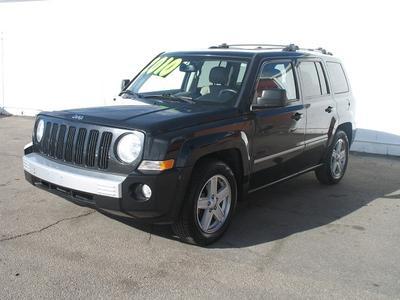 Used 2010 Jeep Patriot Limited