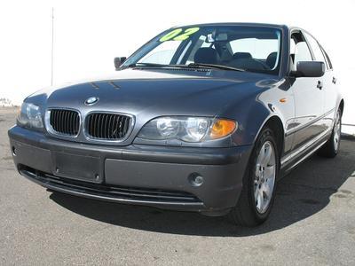 Used 2002 BMW 325 xi