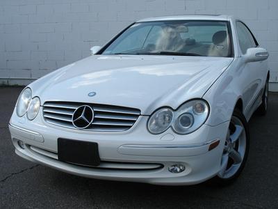 Used 2005 Mercedes-Benz CLK320