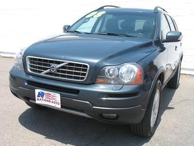 Used 2008 Volvo XC90 3.2