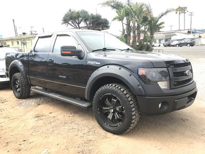 Used 2014 Ford F-150 FX4