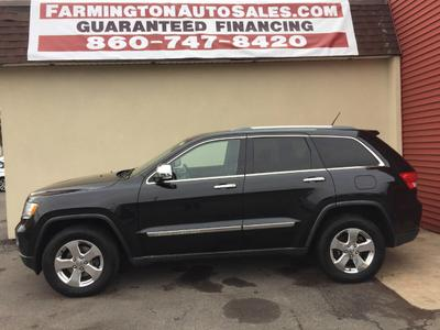 Used 2011 Jeep Grand Cherokee Limited