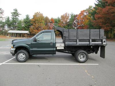 Used 2002 Ford F-350 XL Super Duty DRW