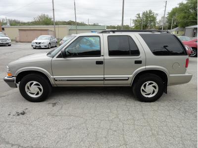 Used 2001 Chevrolet Blazer