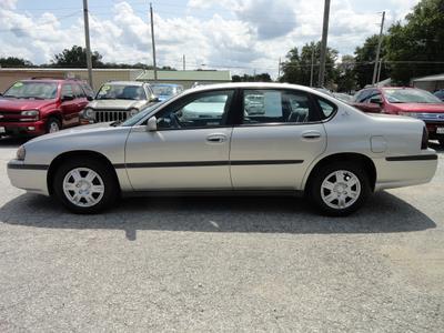 Used 2005 Chevrolet Impala Base
