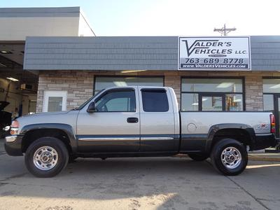 Used 2004 GMC Sierra 2500 H/D Extended Cab
