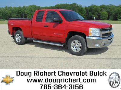 Used 2011 Chevrolet Silverado 1500 LT