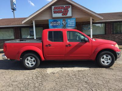 Used 2005 Nissan Frontier SE Crew Cab
