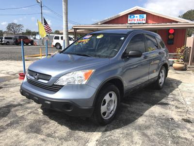 Used 2007 Honda CR-V LX