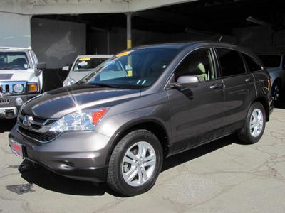 Used 2010 Honda CR-V EX-L