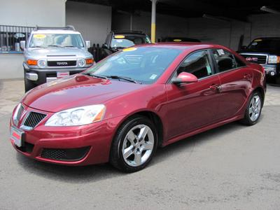 Used 2010 Pontiac G6