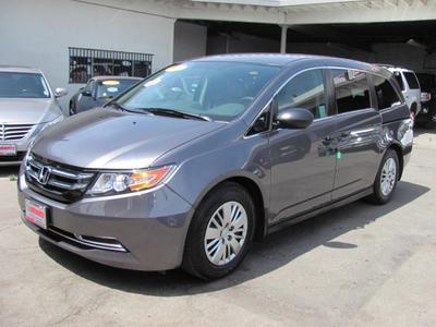 Used 2015 Honda Odyssey LX