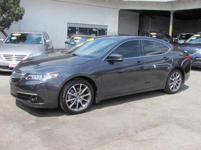 Used 2015 Acura TLX V6 Tech