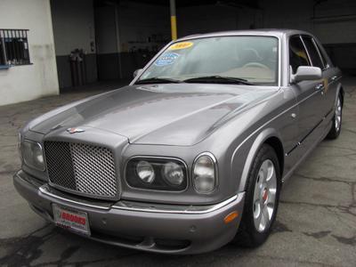 Used 2000 Bentley Arnage