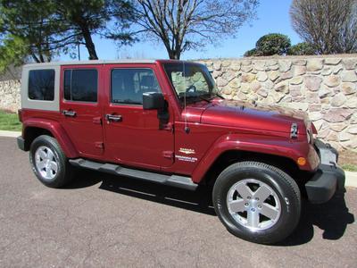 Used 2009 Jeep Wrangler Unlimited Sahara
