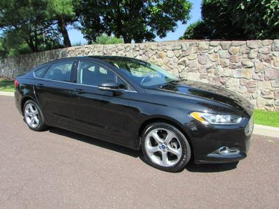 Used 2013 Ford Fusion SE