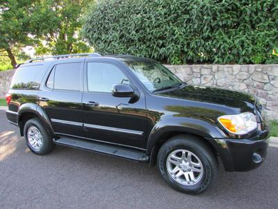 Used 2005 Toyota Sequoia Limited
