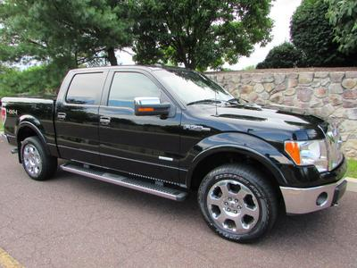Used 2011 Ford F-150 Lariat