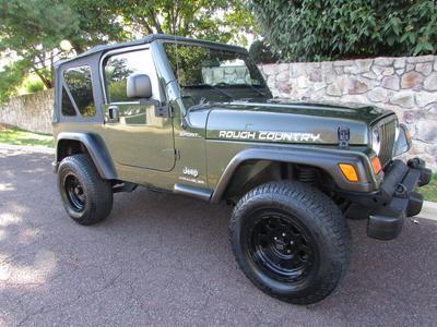 Used 2006 Jeep Wrangler